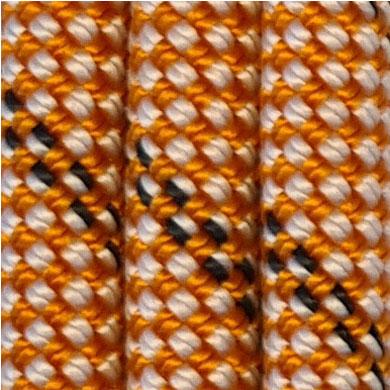 orange/weiß/schwarz
